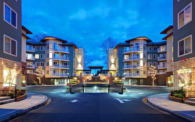 Harrington Square Apartments Renton Wa