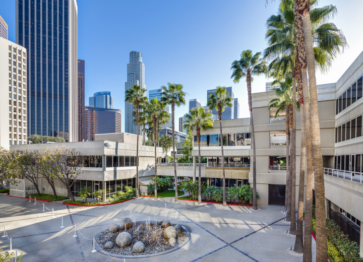 Photo of Figueroa Courtyard